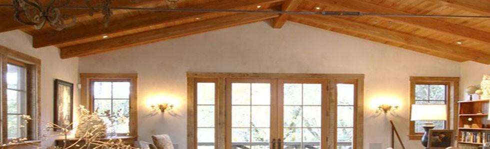 Tradizione, Passione, Conoscenza    Grazie alla sua crescente esperienza, la disponibilità di materiali, il servizio, è diventata partner affidabile per le realizzazione di strutture in legno per operatori quali Imprese di costruzione, Falegnami, Arredatori, ...